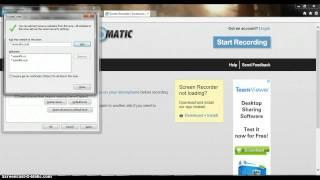 internet explorer autoconfig script