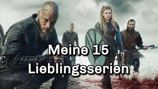 Top 15 Serien | Meine Lieblingsserien 2021
