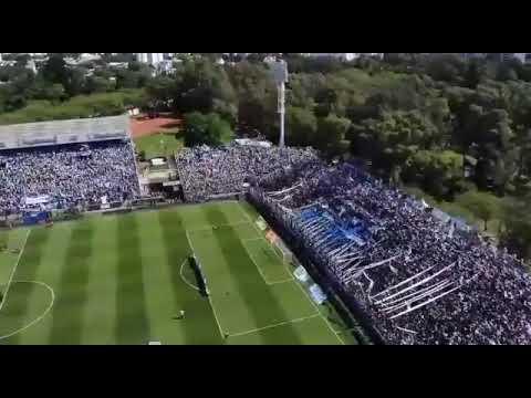 """""""Recibimiento GIMNASIA vs edlp"""" Barra: La Banda de Fierro 22 • Club: Gimnasia y Esgrima"""