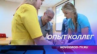Петербургские медики проводят для новгородских врачей семинар по реанимации новорожденных