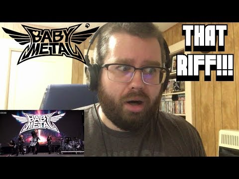 BABYMETAL - Elevator Girl Live Glastonbury 2019 Reaction!!! (EDITED!)