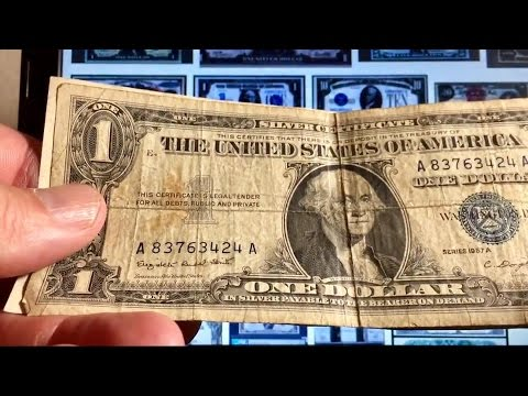 Top 5 Valuable Paper Currency Bills Still Found In Circulation Today! LIVE BILL SEARCH!!! Mp3