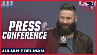 "Julian Edelman On Super Bowl LIII MVP Award: ""It's An Absolute Honor"""