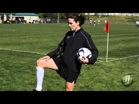 Get in the Game with Julie Foudy