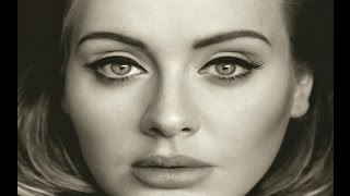 Adele - River Lea [Official Lyrics]