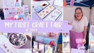 My First Craft Fair Of 2019! | Bolton Food & Drink Festival | Emily Harvey Art