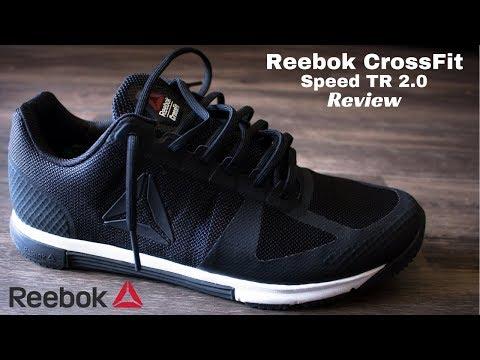 Reebok Crossfit Speed TR 2.0 | Crossfit Shoe Review