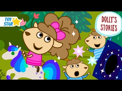 Dolly's Stories | Let's play, Yeti | Funny New Cartoon for Kids | Episode #85