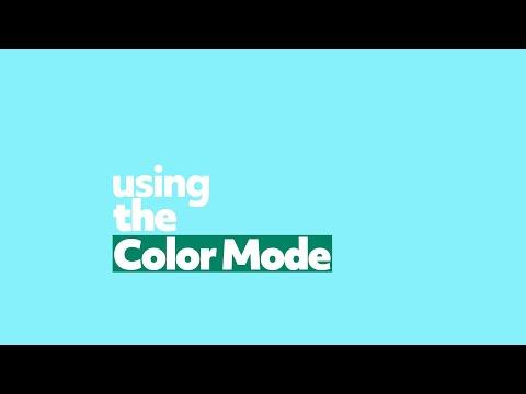Color Mode