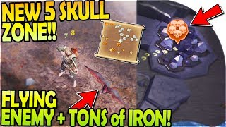 NEW 5 SKULL ZONE (INSANELY HARD), FLYING ENEMY, + IRON JACKPOT! - Grim Soul Survival 1.6.0