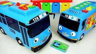 Tayo(타요) Tayo the little bus talking bus toy
