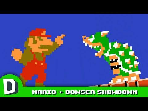 Mario vs. Bowser: Poslední zúčtování