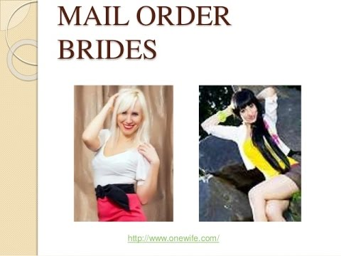 Finding Russian Mail Order Brides