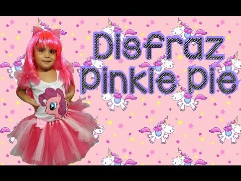 Disfraz Pinkie Pie - Tutú sin coser!! ❤
