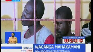 Mahakama katika kaunti ya Mombasa imekataa kuachilia huru washukiwa waliodai kufanya uganga