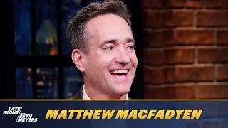 Matthew Macfadyen Reveals When He Knew Succession Would Be a Hit