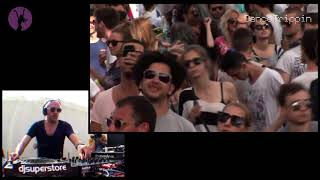 Lee Burridge - Live @ @ Sunwaves Romania 2012