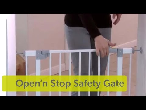 Hauck Open'n Stop Safety Gate (75cm)