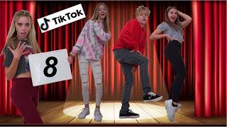 TIKTOK DANCE CONTEST!! **CRAZY CHALLENGE**