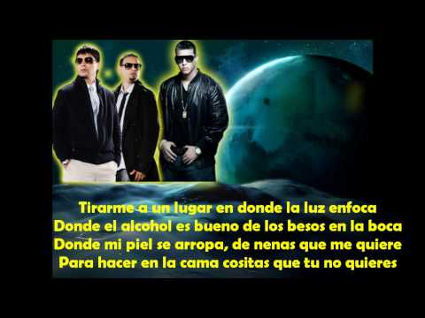 Daddy Yankee Ft Plan B - Gateo, Sateo - Llevo Tras De Ti (Letra/Lyrics) (Prestige)
