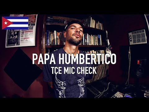 Papá Humbertico - Bailemos Un Bolero ( Prod. By Yerison ) [ TCE Mic Check ]