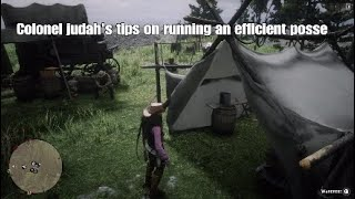 How To Run an Efficient Posse in Red Dead Redemption 2 Online