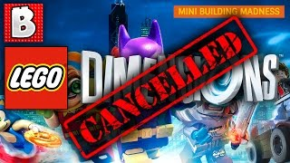 LEGO Dimensions Cancelled!!! + BIG Building Contest with BIG PRIZES   LEGO News