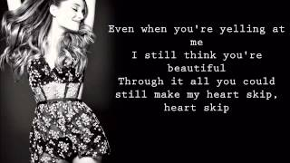 Why Try - Ariana Grande (LYRIC VIDEO)