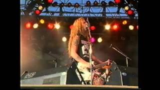 Sepultura - Orgasmatron (Live HD  Finland 91 )