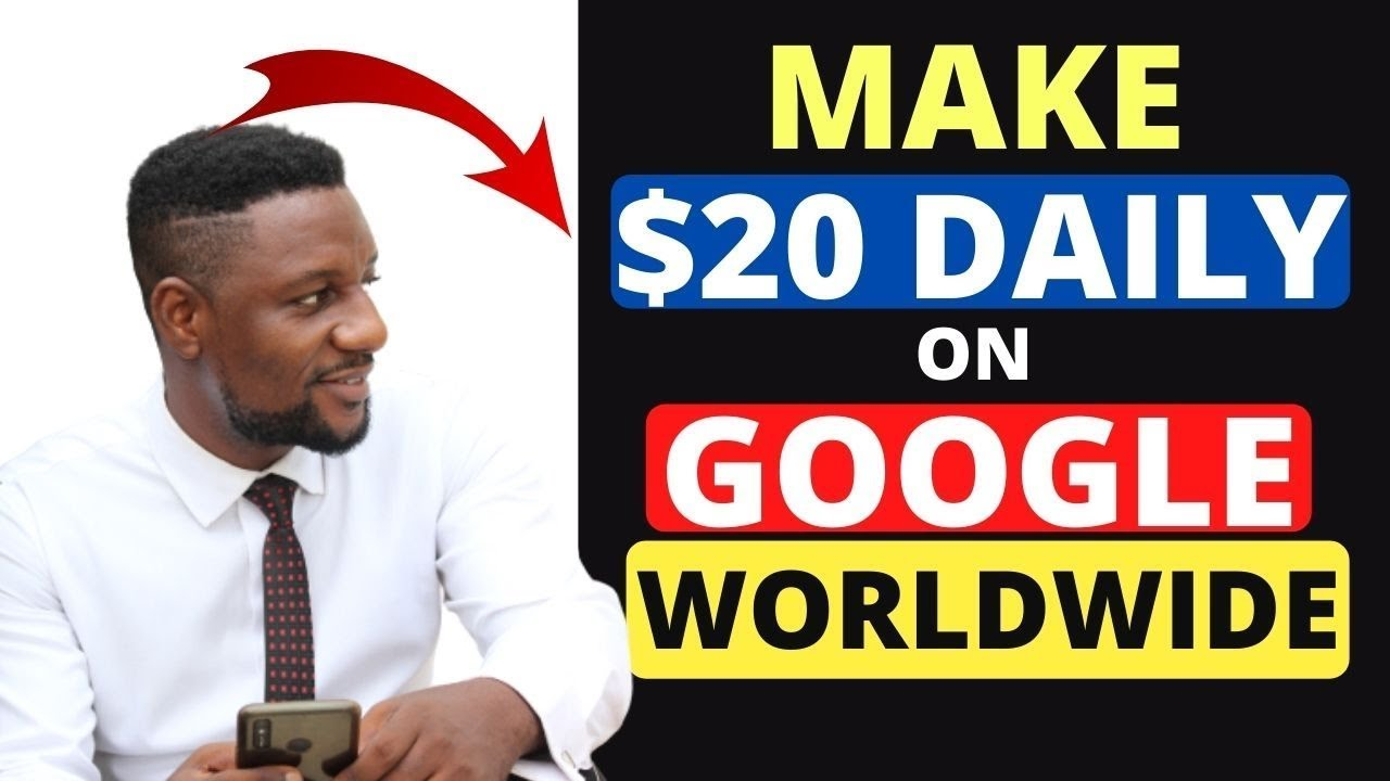 MAKE MONEY ON GOOGLE 2021 | COPY AND PASTE TO EARN ON GOOGLE IN NIGERIA thumbnail