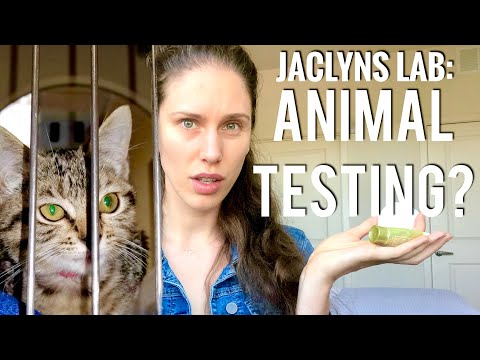Animal Testing - Is Jaclyn Cosmetics Testing On Animals? (How Does Animal Testing Work Makeup/Med?)
