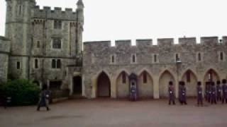 preview picture of video 'Castillo de Windsor. Windsor. Inglaterra'