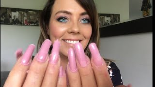 DIY NAILS | ROSSI MASTER NAIL STARTER KIT REVIEW | TUTORIAL | FIRST IMPRESSION | EPIC FAIL