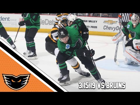 Bruins vs. Phantoms | Mar. 15, 2019