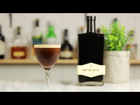 ESPRESSO MARTINI (with Tequila!) + Mr. Black GIVEAWAY!