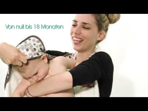 Baby Towel / Babyhandtuch, BabyBirds