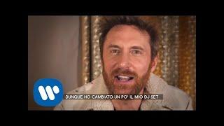 #WarnerSquad - David Guetta interviewed by Ale Lippi