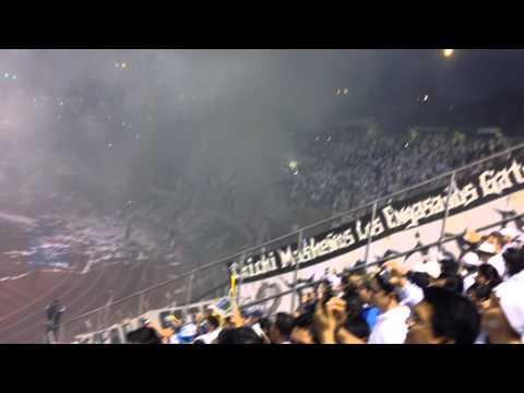 """Vltra Svr - Salida tricampeonato"" Barra: Vltra Svr • Club: Comunicaciones"