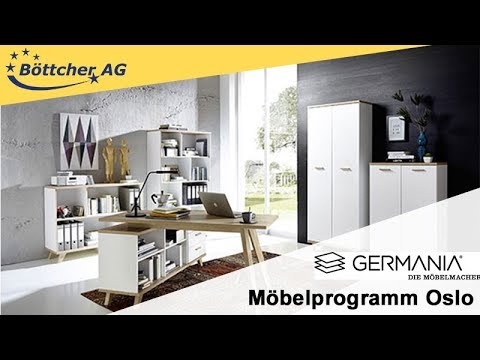 Möbelprogramm Germania Oslo