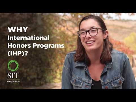 Why choose IHP for your SIT study abroad program?