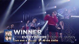 WINNER - REALLY REALLY (WINNER 2018 EVERYWHERE TOUR IN JAPAN)