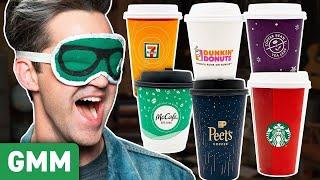 Blind Coffee Chain Taste Test