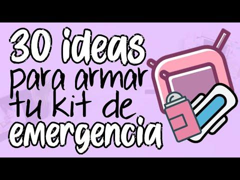 Kit de Emergencia PARA CHICAS! · ELIGE las que MÁS TE GUSTEN 👌🏼 👛