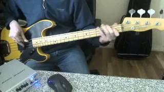 Jamerson bassline - I Want My Baby Back (SW version)