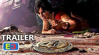 PS4 - UNCHARTED The Lost Legacy Trailer 4K (E3 2017)