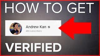 How I got Verified✔ on YouTube! - [How to Get Verified ✅]
