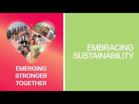 Emerging Stronger Together: Embracing Sustainability