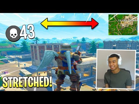 *NEW* How To Stretch Your Screen On Console Fortnite! - Custom Resolution Fortnite (PS4/Xbox)