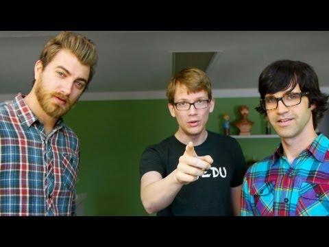 Win a Phone Call from Rhett & Link