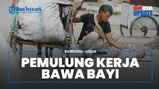 Ridwan Kamil Ajak Pemulung yang Bawa Bayi Kerja Jadi Tukang Kebun Rumah Dinas Gubernur